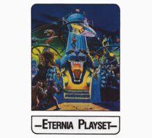 He-Man - Eternia Playset - Trading Card Design Kids Clothes