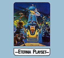 He-Man - Eternia Playset - Trading Card Design Unisex T-Shirt
