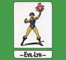 He-Man - Evil-Lyn - Trading Card Design One Piece - Short Sleeve