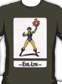 He-Man - Evil-Lyn - Trading Card Design T-Shirt