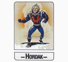 He-Man - Hordak - Trading Card Design One Piece - Short Sleeve
