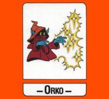 He-Man - Orko - Trading Card Design Kids Clothes