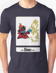 He-Man - Orko - Trading Card Design Unisex T-Shirt