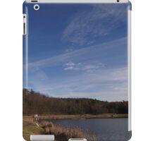 Beautiful Blue Sky iPad Case/Skin