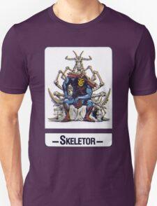 He-Man - Skeletor - Trading Card Design Unisex T-Shirt