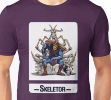 He-Man - Skeletor - Trading Card Design Unisex T-Shirt