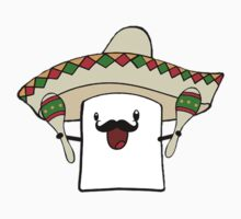 Mexican Marshmallow Kids Tee