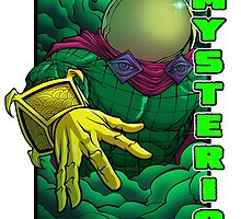 Mysterio by dlxartist