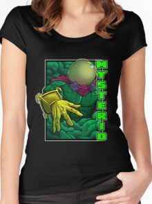 Mysterio Women's Fitted Scoop T-Shirt