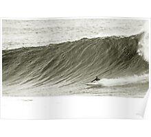 Paul Wuslich.Sunset Beach Poster