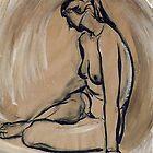 nude / sketch by Wheeler
