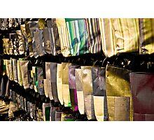 Handbags - Siem Reap, Cambodia Photographic Print