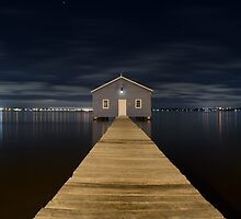 Crawley Boatshed by robertcassphoto