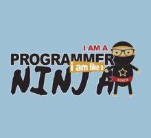 programmer : i am a programmer. i am like a ninja Kids Clothes