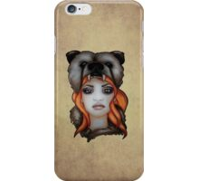 She Bear iPhone Case/Skin