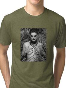 KJ in Reeds Tri-blend T-Shirt
