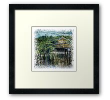 The Atlas Of Dreams - Color Plate 71 Framed Print