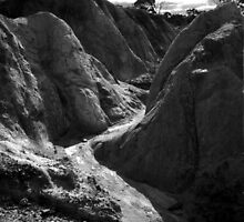 Pink Kliffs by Aden Brown