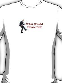 WWHD? T-Shirt