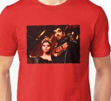 Emperor Ming and Princess Aura Unisex T-Shirt