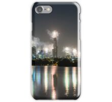 Midnight Fireworks iPhone Case/Skin