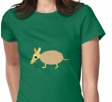 Aardvark and Ant Womens Fitted T-Shirt
