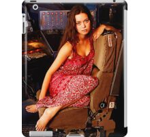 River Tam iPad Case/Skin