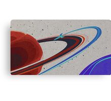 Explore your Universe Canvas Print