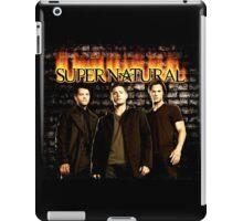 Supernatural iPad Case/Skin