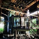 Throw Away America Series - Kekaha Sugar Mill #2, Kauai, Hawaii by Philip James Filia