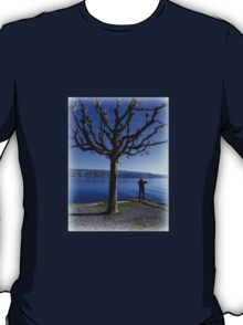 Photographing the Lake of Zurich T-Shirt