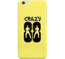 Crazy 88 iPhone Case/Skin