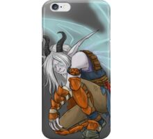 the king of spargus  iPhone Case/Skin