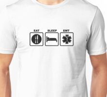 EAT SLEEP EMT Unisex T-Shirt
