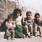 Yemen street kids by Nathalie 2day