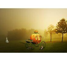 Runaway Fairytale Photographic Print