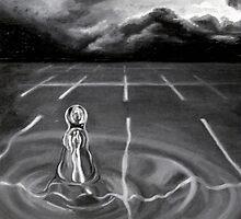 One Drop Raises Oceans by Paula Stirland