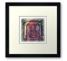 The Atlas Of Dreams - Color Plate 74 Framed Print