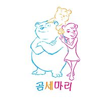3 Bears by shopkota