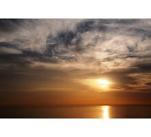 Above and Below - SUN Photographic Print
