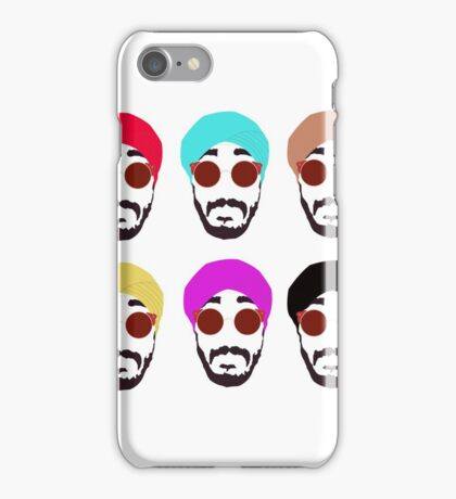 Jus Reign POP iPhone Case/Skin