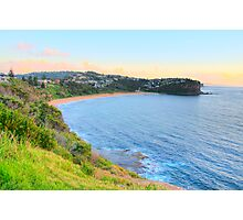Bungan- Bungan Head Sydney Beaches - The HDR Series - Sydney, Australia Photographic Print