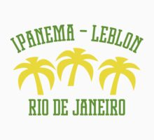 Ipanema Leblon Palms T-Shirt