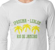 Ipanema Leblon Palms Long Sleeve T-Shirt