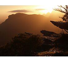 Bluff Knoll Sunrise Photographic Print