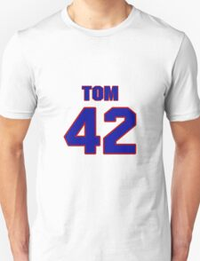 Basketball player Tom Ingelsby jersey 42 T-Shirt