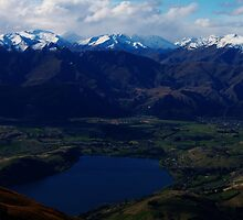 Road to the Remarkables by Wanagi Zable-Andrews