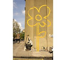 Banksy - Self Portrait? Photographic Print