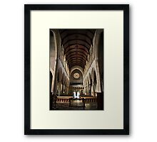 St. Peters Cathedral Framed Print