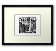 TOUGH LOVE - LIGHT Framed Print